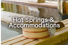 Hot Springs and Accommodations