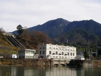Yomikaki Power Station (Complete view)